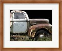 1947 Ford 1 Ton Fine Art Print
