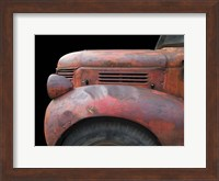 Fargo Red Fine Art Print