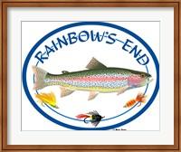 Rainbow's End Fine Art Print