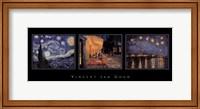 Van Gogh Trilogy Fine Art Print