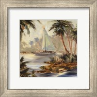 Palm Cove Two Fine Art Print