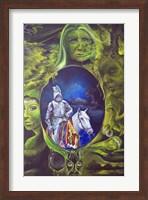 King Arthur Travels Fine Art Print