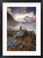 Annapurna South Fine Art Print