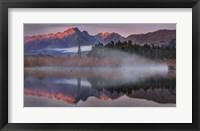 Glenorchy Mists Fine Art Print