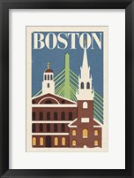 Boston Fine Art Print