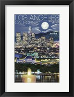 Los Angeles CA Fine Art Print