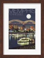 Memphis TN Fine Art Print