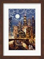 Chicago IL Fine Art Print