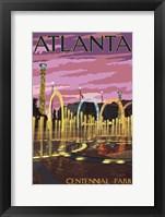 Atlanta GA Fine Art Print