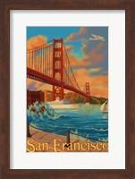 San Francisco CA Fine Art Print