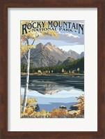 Rocky Mountain 1 Fine Art Print