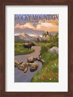 Rocky Mountain 2 Fine Art Print