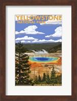 Yellowstone 2 Fine Art Print