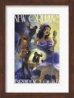 New Orleans Fine Art Print