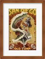 San Diego 1 Fine Art Print