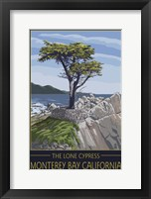 Monterey Bay CA Fine Art Print