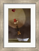 Floating Away Fine Art Print
