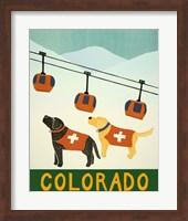 Colorado Ski Patrol Fine Art Print