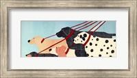 Dog Walker Fine Art Print