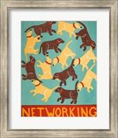 Networking Choc Fine Art Print