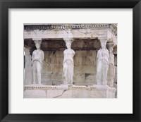 Temple of Athena Nike Erectheum Acropolis, Athens, Greece Fine Art Print