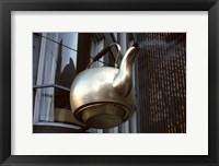 Scollay Square Tea Kettle, Government Center, Boston Fine Art Print