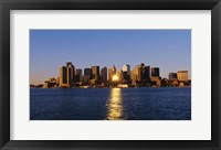 Inner Harbor, Boston, MA Fine Art Print