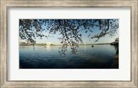 Jefferson Memorial, Potomac River, Washington DC Fine Art Print