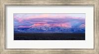 Sangre De Cristo Mountains, Taos County, New Mexico Fine Art Print