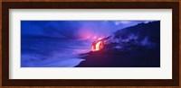 Kilauea Volcano, Hawaii Fine Art Print