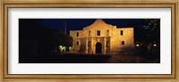 Alamo, San Antonio Missions National Historical Park, Texas Fine Art Print
