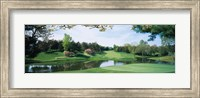 Congressional Country Club, Bethesda, Maryland Fine Art Print