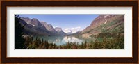 Saint Mary Lake, Montana Fine Art Print