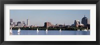 Charles River Skyline, Boston, MA Fine Art Print