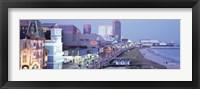 Atlantic City, New Jersey Fine Art Print