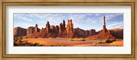 Monument Valley in Arizona Fine Art Print
