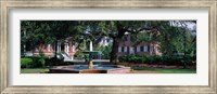 Columbia Square Historic District, Savannah, GA Fine Art Print