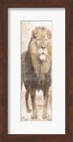 African Traveling  Animals Three Fine Art Print
