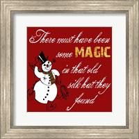 Christmas Magic Fine Art Print