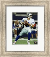 Tony Romo 2015 Action Fine Art Print