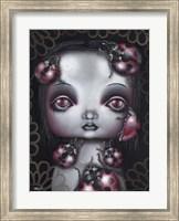 Ladybug Girl Fine Art Print