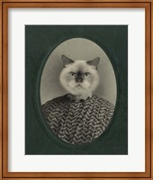 Cat Series #1 Fine Art Print