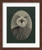 Cat Series #1 Fine Art Print