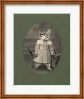 Cat Series #2 Fine Art Print