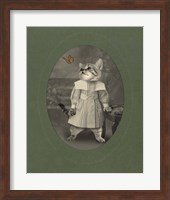 Cat Series #2 Fine Art Print