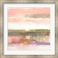 Influence of Line and Color Gold Fine Art Print