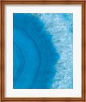 Agate Geode II Fine Art Print
