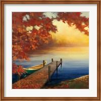 Autumn Glow III Fine Art Print
