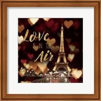Love is in the Air Fine Art Print