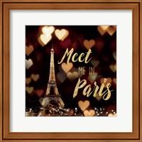 Meet Me in Paris Fine Art Print